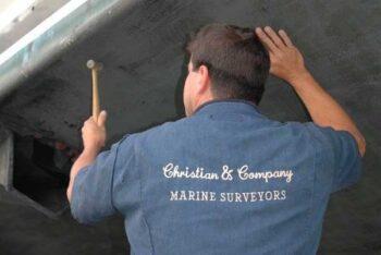 KELLS CHRISTIAN marine surveyor