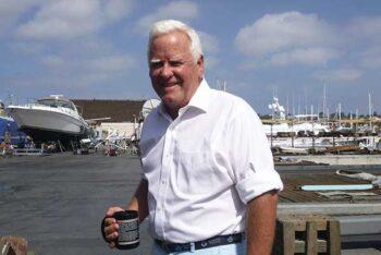 MR. CHUCK DRISCOLL marine surveyor