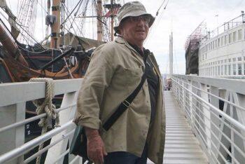 MR. JOHN JAY FLACHSENHAR, JR marine surveyor
