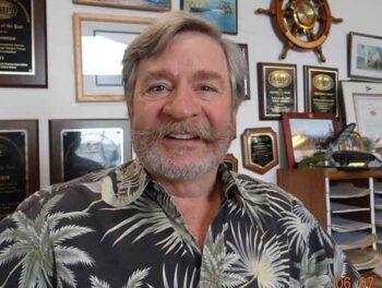 Todd Schwede marine surveyor