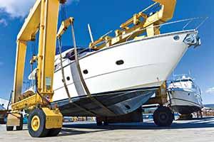 Power Boat Haul Out survey