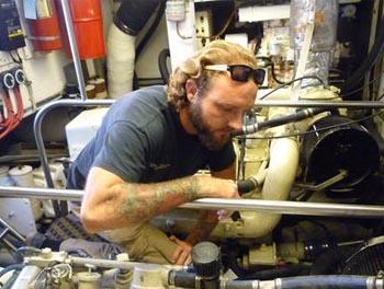 BRYAN CLEMONS marine surveyor